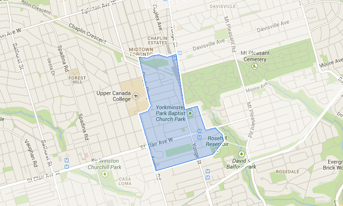 how to choose a toronto neighborhood for your home search