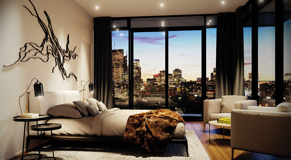Canary Park - Bedroom